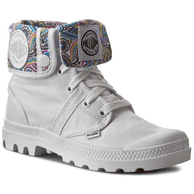 Hiking Boots PALLADIUM - Pallabrouse Bgy Cmyk Wht Multi Cmykpsl ... 23212fb51