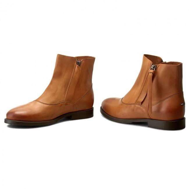 Boots TOMMY HILFIGER DENIM Genny 7A EN56821978 Winter Cognac 906