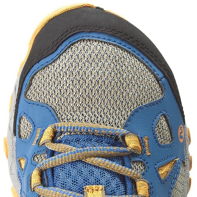 Trekker Boots MERRELL All Out Blaze Aero Sport J65101 Blue