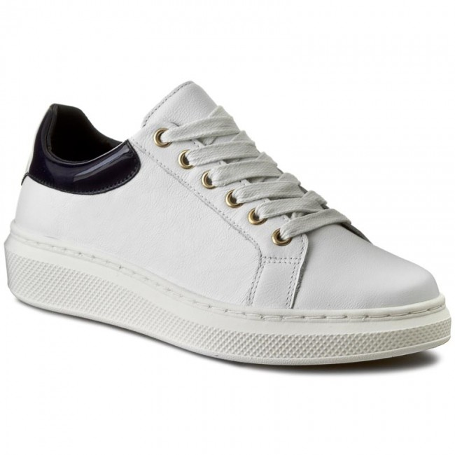 8df6b32777a6 Sneakers TOMMY HILFIGER - Sabrina 1A FW56822036 White Midnight 100 ...