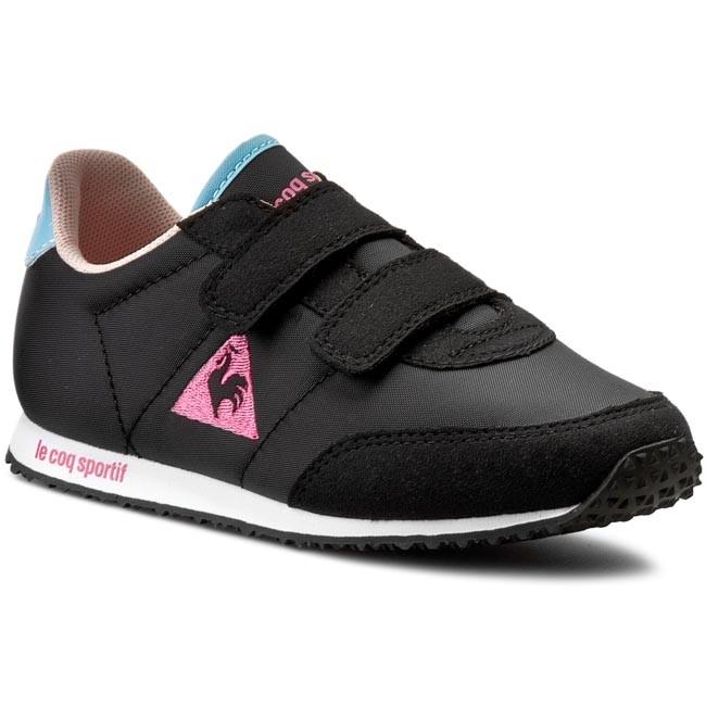 check out a297f e14a6 Sneakers LE COQ SPORTIF. Racerone PS 1610430 Black Sky Blue