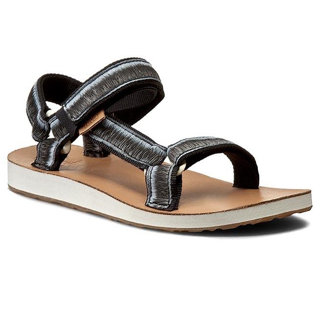 Sandals TEVA - Original Universal Ombre 1010323 Black