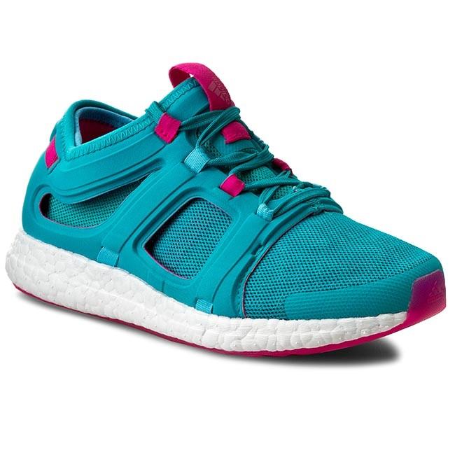 Zapatos adidas CC Rocket W s74468 shogrn / shopi indoor corriendo
