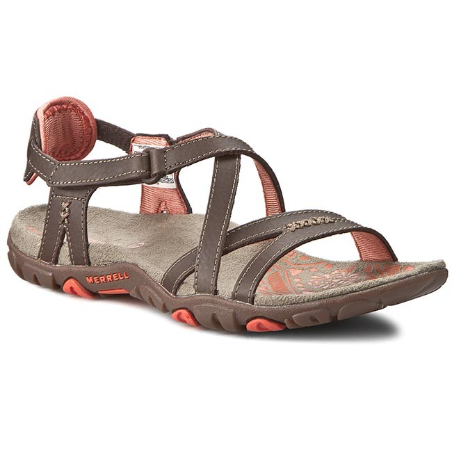 ceaeb39f2295 Sandals MERRELL - Sandspur Rose Ltr J289634C Cocoa Coral - Casual ...