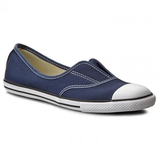 ad424b2dc5401c Sneakers CONVERSE - Ctas Cove Slip 351517C Navy Natural  - Slided ...