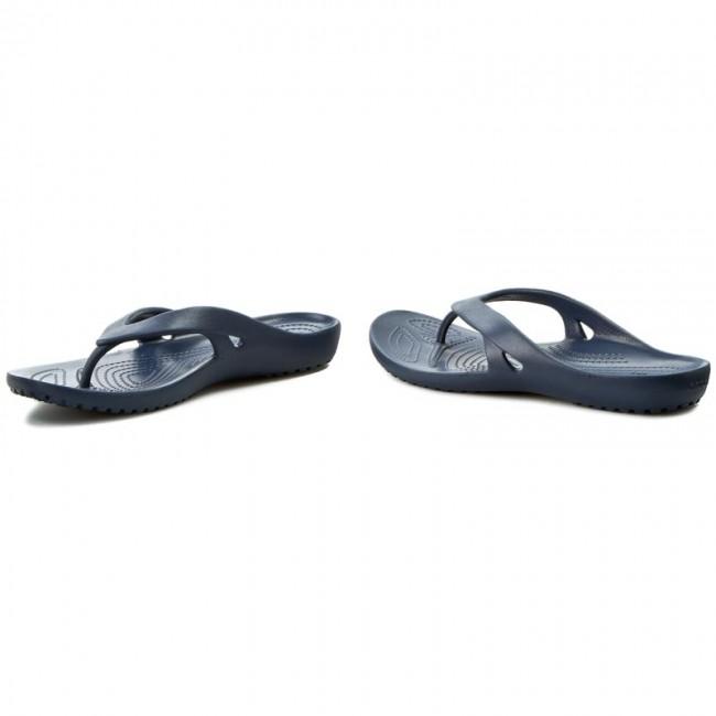 b35093644539 Slides CROCS - Kadee II Flip W 202492 Navy - Flip-flops - Mules and ...