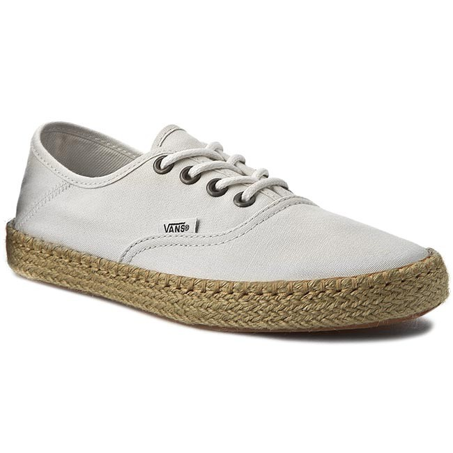 vans authentic esp white
