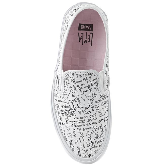 Pink Slip Vn00019sig0 Vans Sf On leila Quotesbarely Plimsolls 4qAwgpn