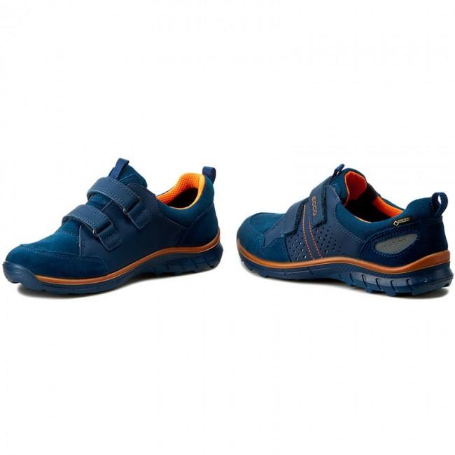 Shoes ECCO - Biom Trail Kids 70279259632 Poseidon/Poseidon
