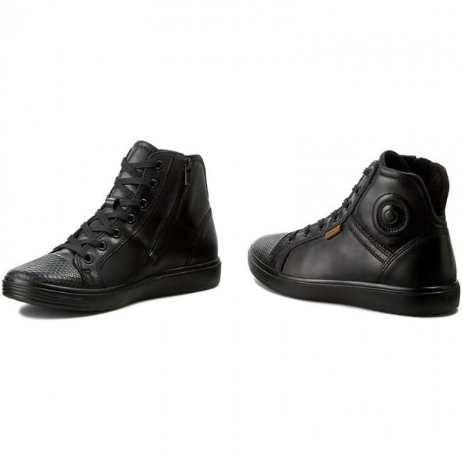 Sneakers ECCO - S7 Teen 78000359075 Black/Lion