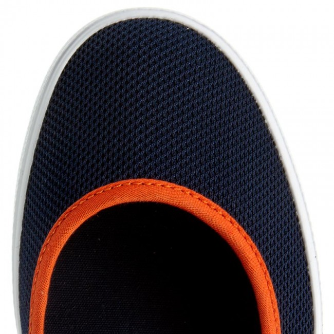 ff1b7b328 Plimsolls LACOSTE - Marthe Slip On 216 1 Spw 7-31SPW0051003 Nvy - Flats -  Low shoes - Women s shoes - www.efootwear.eu