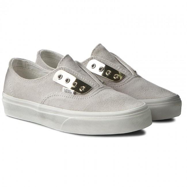 d735bc232b Plimsolls VANS - Authentic Gore VN000ZSKJQ1 (Metal Eyeplate) Blanc De -  Flats - Low shoes - Women s shoes - www.efootwear.eu