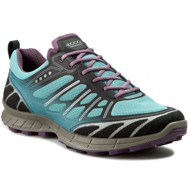 Shoes ECCO - Biom Trail Fl 80056359231 Black/Aquatic/Grape