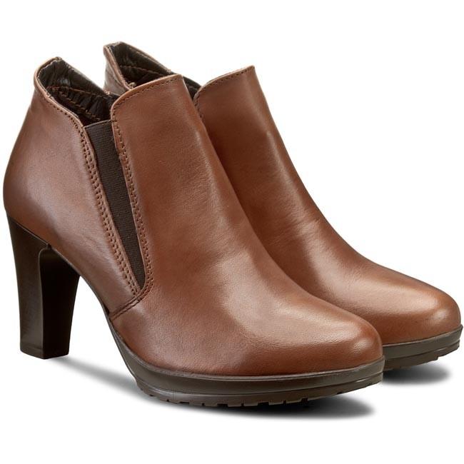 6bd434fe53 Boots TAMARIS - 1-25395-27 Cognac 305 - Boots - High boots and ...