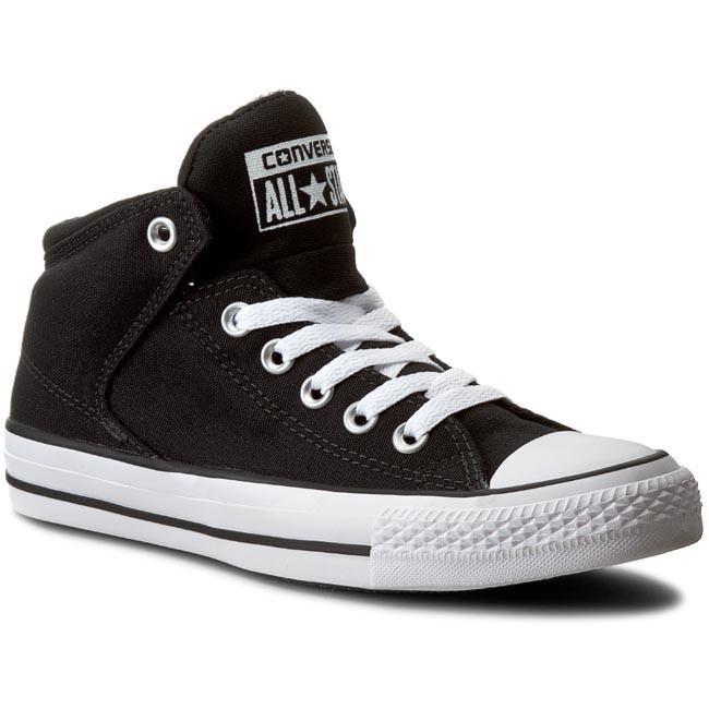 b712049eb8cba7 Sneakers CONVERSE - Ctas High Street Hi 151041C Black Black ...
