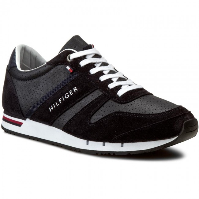 5e098ae40c257 Sneakers TOMMY HILFIGER - Maxwell 5C FM56821349 Midnight 403 ...