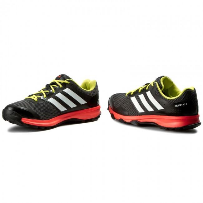 reputable site fada9 a8c77 Shoes adidas - Duramo 7 Trail M AQ5864 Core BlackFtwr WhiteSolar Red