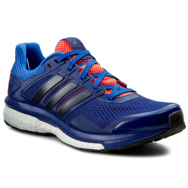 Zapatos adidas Supernova Glide 8 m bb4055 uniink / cblac Indoor