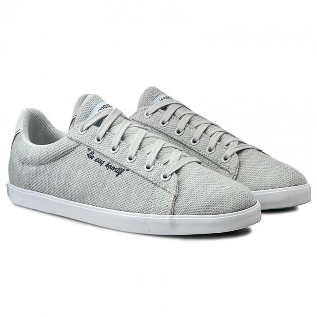 uk availability 2d060 db1b7 Plimsolls LE COQ SPORTIF - Agate Lo Summer 1610591 Galet Sky Blue - Casual  - Low shoes - Women s shoes - www.efootwear.eu