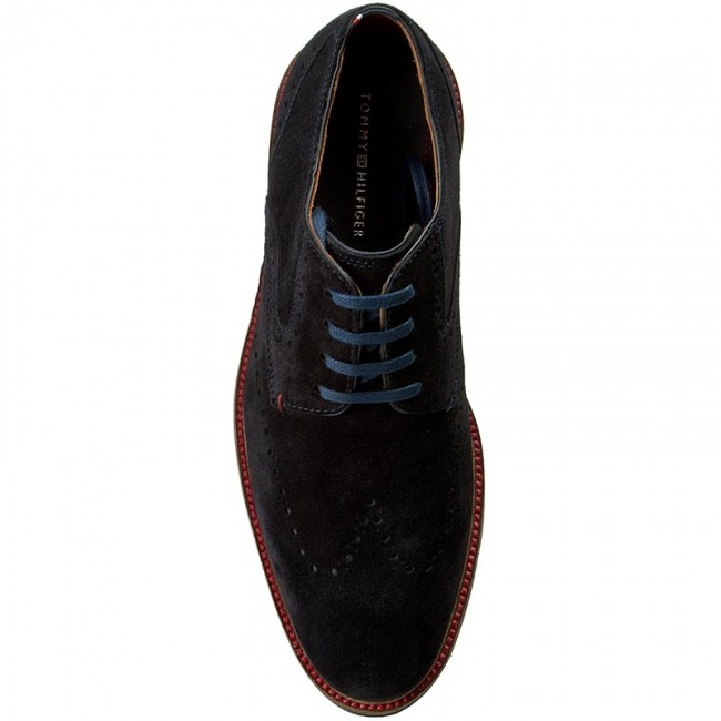a79c552891325 Shoes TOMMY HILFIGER - Caper 1B FM56821419 Midnight 403 - Casual - Low  shoes - Men s shoes - www.efootwear.eu