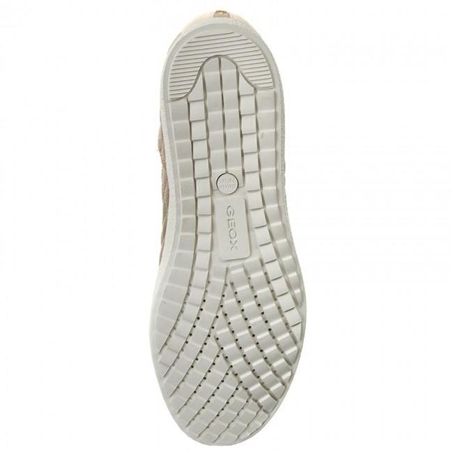 Sneakers GEOX - D - Amaran.H.B Abx A D62L2A 00085 C6738 Lt Taupe - D Wedge-heeled shoes - Low shoes - Women's shoes d79d1b