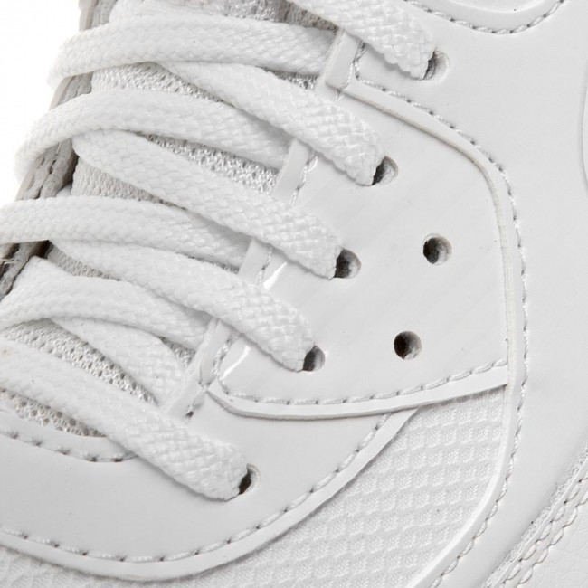 the best attitude 11fc7 f3998 Shoes NIKE - W Air Max 90 Ultra Essential 724981 102 White White Pure