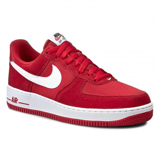 dc21698b56e1 Shoes NIKE - Air Force 1 820266 601 Game Red White - Sneakers - Low ...
