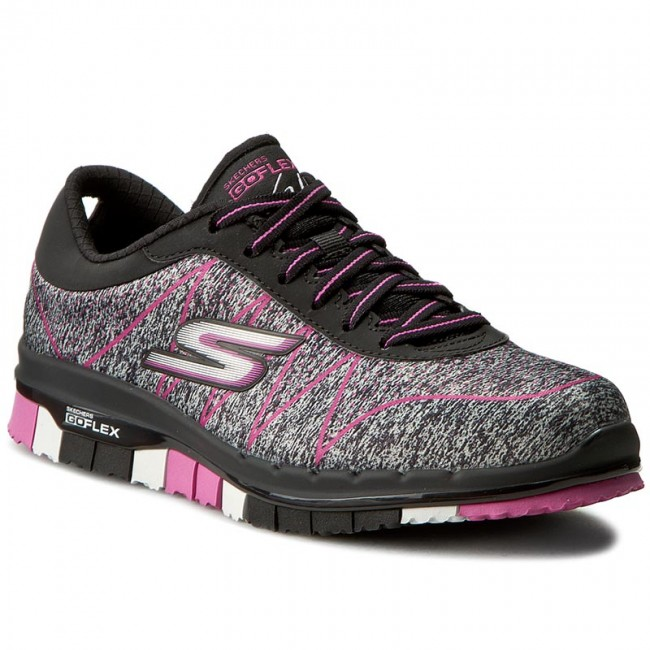 Shoes SKECHERS  Ability 14011BKHP BlackHot Pink  Fitness  Sports shoes  Womens shoes       0000198649647
