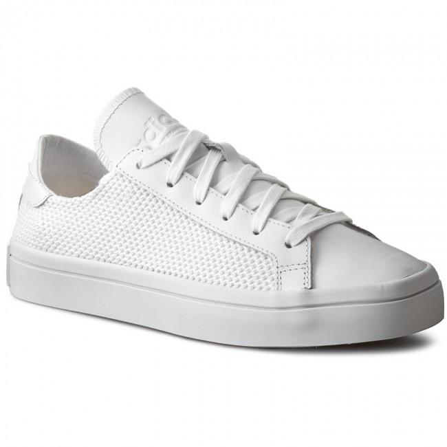 Scarpe Adidas Courtvantage W S79973 Ftwwht / Ftwwht / Cnero Scarpe