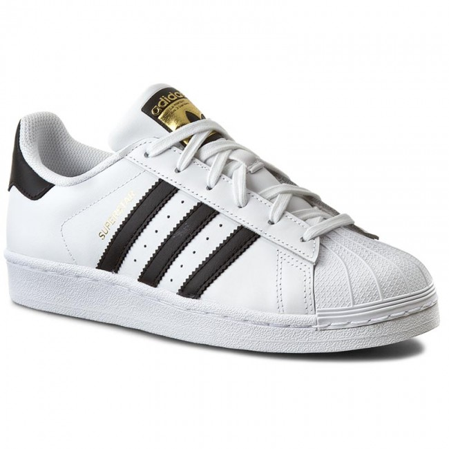 Shoes adidas - Superstar J C77154 Ftwwht/Cblack/Ftwwht