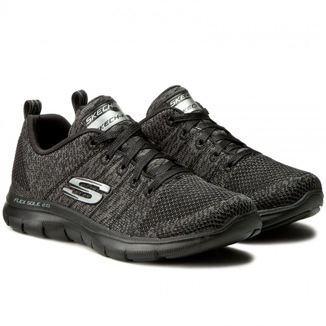 a66cac041bd7b Shoes SKECHERS - High Energy 12756/BKCC Black/Charcoal - Fitness - Sports  shoes - Women's shoes - www.efootwear.eu