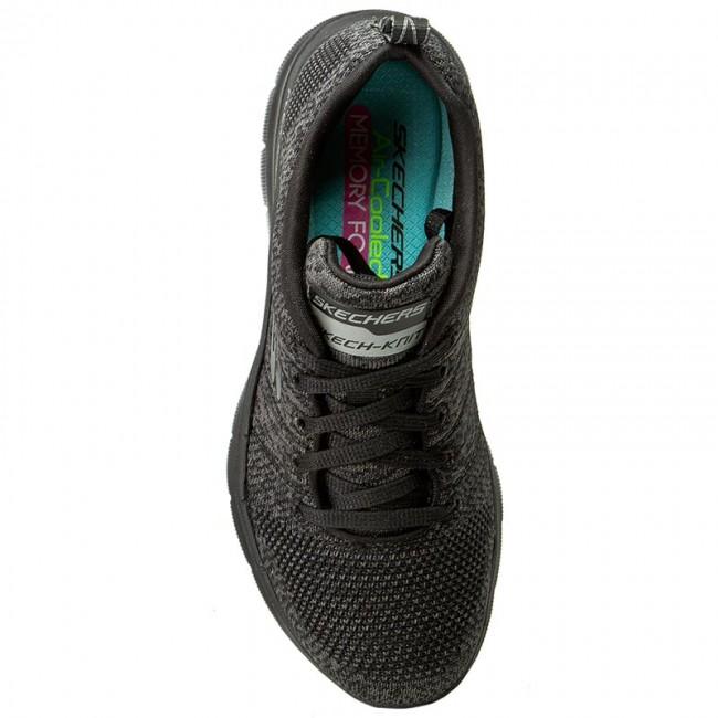 Shoes SKECHERS High Energy 12756BKCC BlackCharcoal