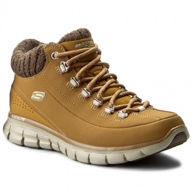 34d94b21c3a47 Trekker Boots SKECHERS - Winter Nights 12122 WTN Wheat - Trekker ...
