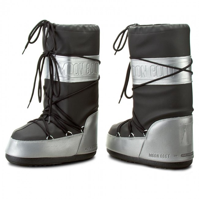 Moon Boot Reflex Noir