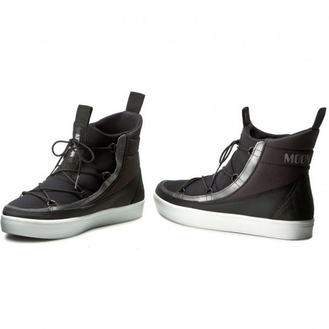 Snow Boots MOON BOOT - Mb Vega Tf 24101200001 Nero/Antracite