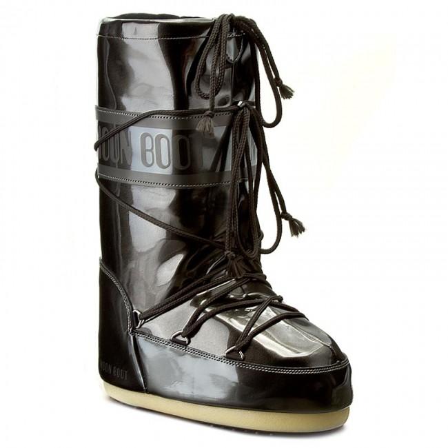 878191ff0528 Snow Boots MOON BOOT - Vinile Met. 14021400001 Nero D - Winter boots ...