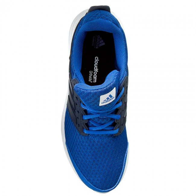 adidas cloudfoam shoes blue