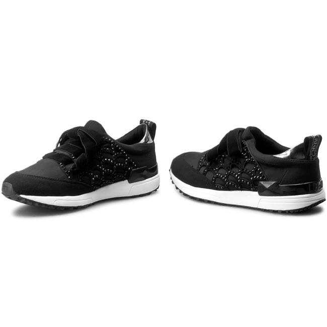 Liu Jo Sneaker Aura Noir 8CrBYl
