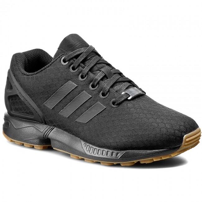 Adidas Zx Flux Black Gum