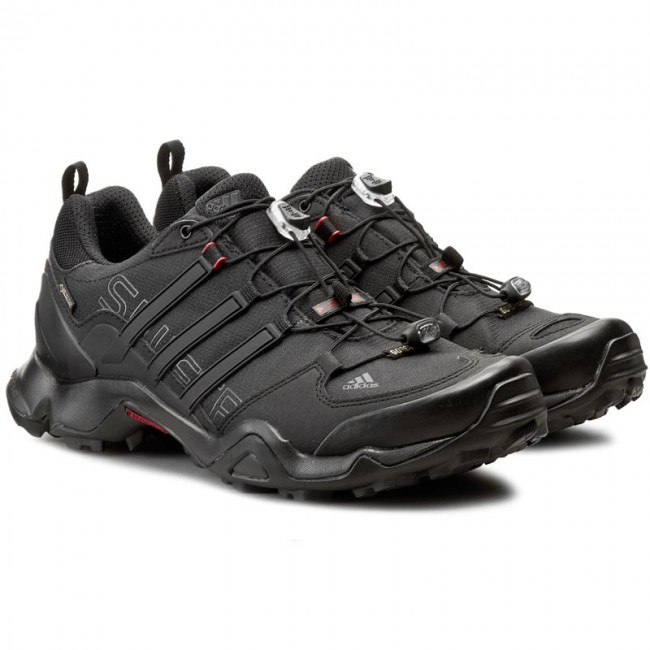 Shoes adidas - Terrex Swift R Gtx AQ5306 Cblack Bkgrey Powred - Low ... 135b480d01506