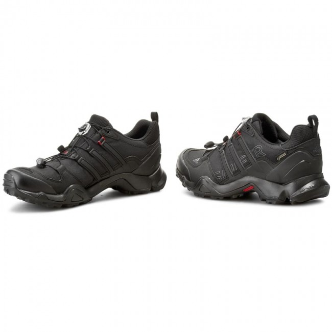 9ddbe6733 Shoes adidas - Terrex Swift R Gtx AQ5306 Cblack Bkgrey Powred - Low ...