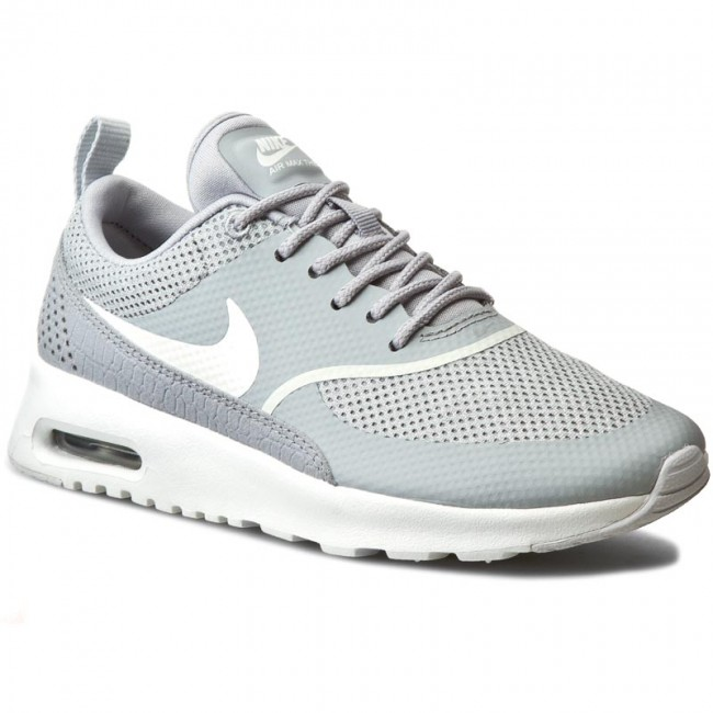 release date: 19140 84775 Shoes NIKE - Air Max Thea 599409 021 Matte Silver Summit White