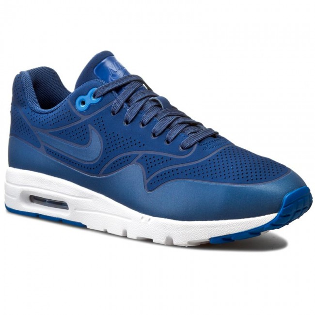 save off 4edd0 18a2f Shoes NIKE - Air Max 1 Ultra Moire 704995 403 Coastal Blue Coastal Blue