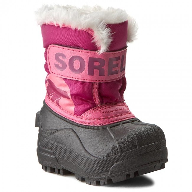 Sorel Snow Commander Rosa QCpLrmPXU