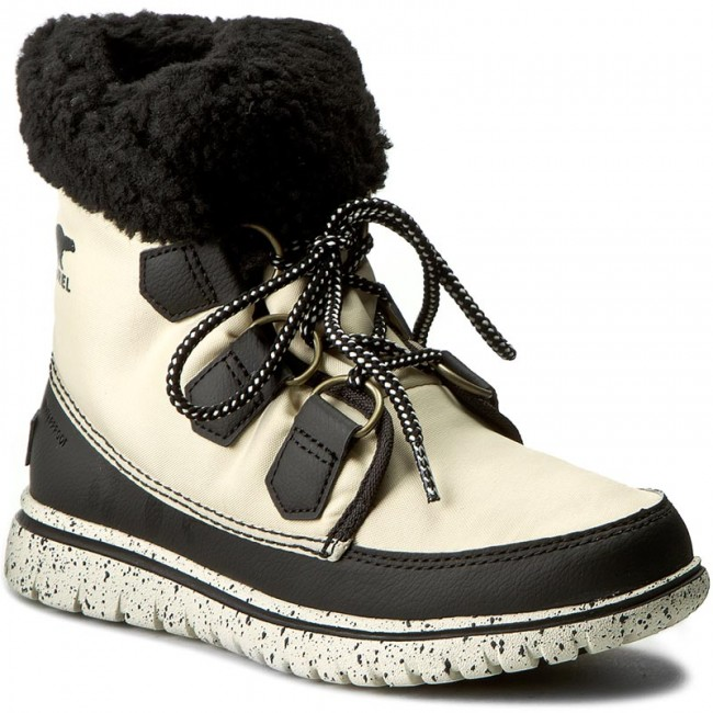 2d81ed443582 Snow Boots SOREL - Cozy Carnival NL2297 Bisque Black - Winter boots ...