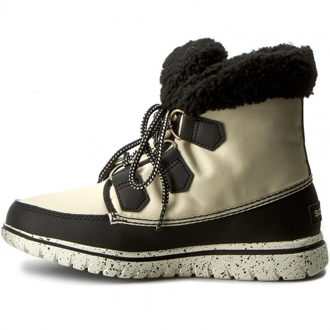 3c2c5a5623b9 Snow Boots SOREL - Cozy Carnival NL2297 Bisque Black - Winter boots - High  boots and others - Women s shoes - www.efootwear.eu