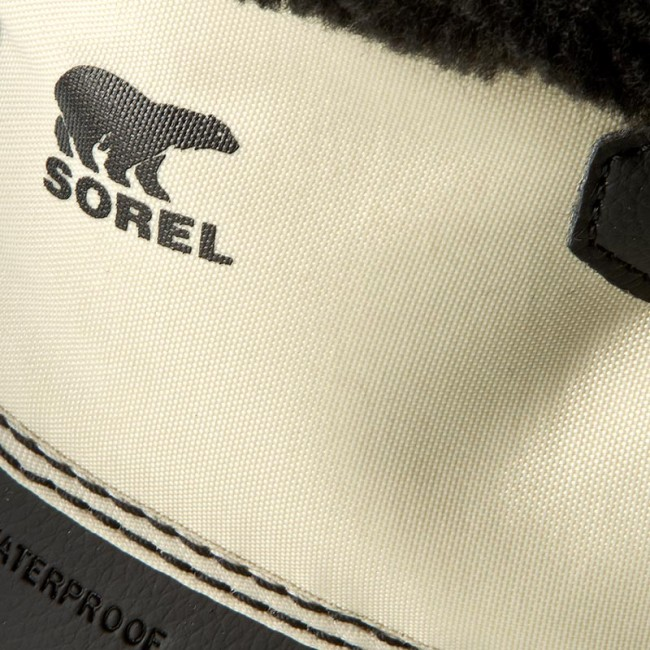 c91f0c75759 Snow Boots SOREL - Cozy Carnival NL2297 Bisque Black - Winter boots ...