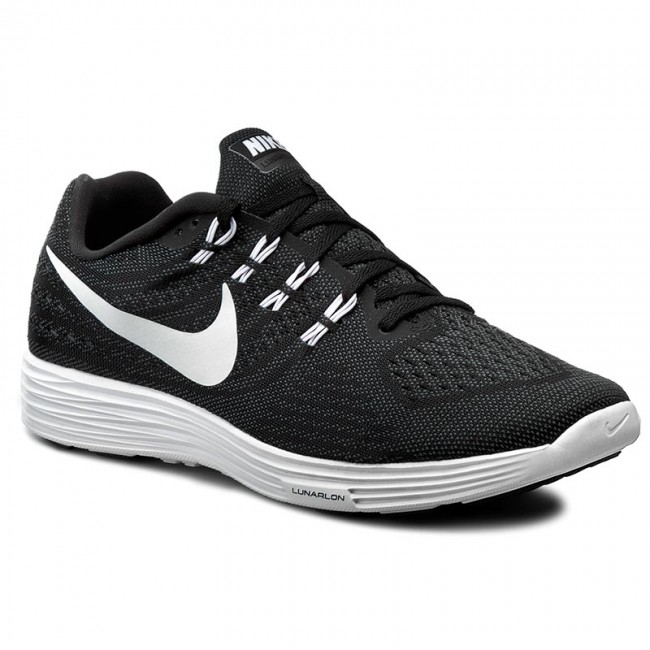 Shoes NIKE - Lunartempo 2 818097 002 Black White Anthracite - Indoor ... 0d842432b