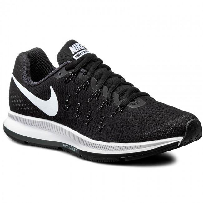 nike jerseys de crosse - Shoes NIKE - Nike Air Zoom Pegasus 33 831356 001 Black/White ...