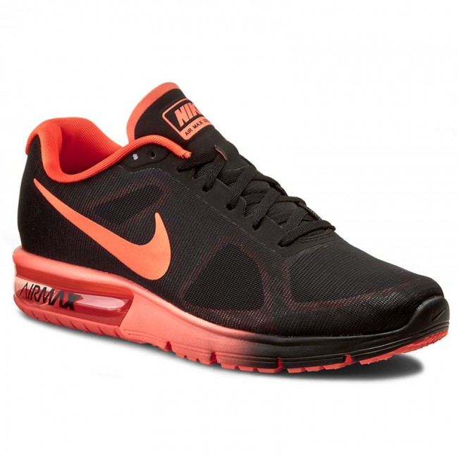 new arrivals ef05b 8afe9 Shoes NIKE - Air Max Sequent 719912 012 BlackTotal Crimson